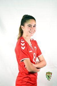Jugadora Marta San Jose