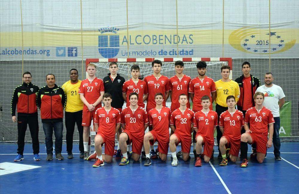 Equipo Juvenil Academia BM Alcobendas 2018-2019
