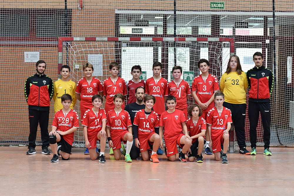 Equipo 2 Infantil Masculino