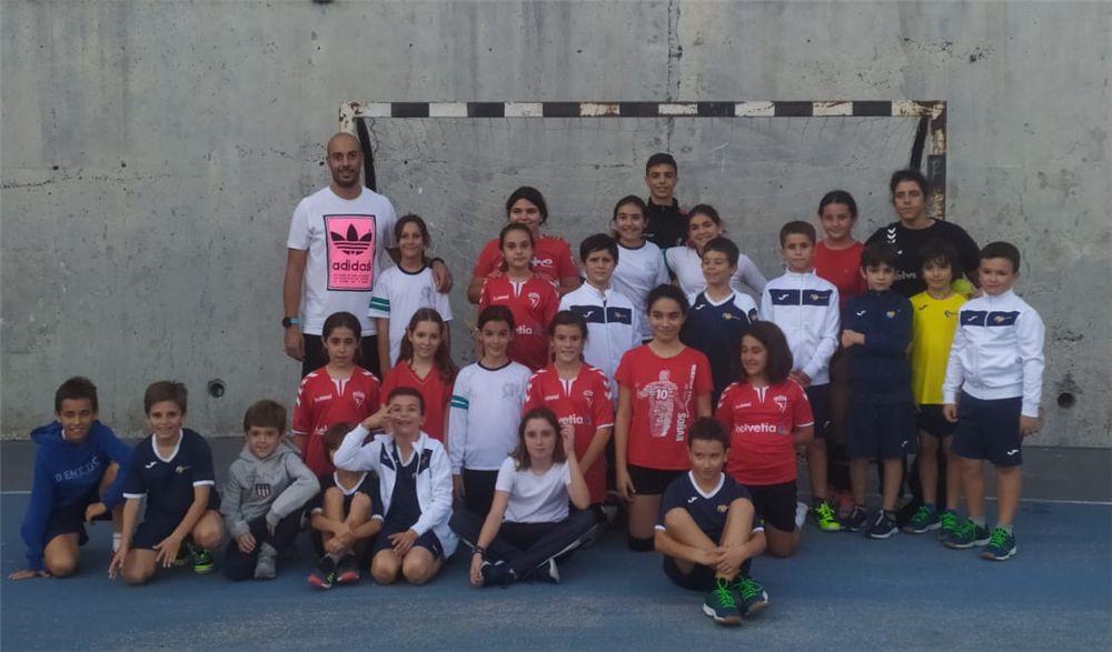 Escuela de BM ALcobendas con Albert Rocas