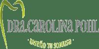 Logo Dra Carolina