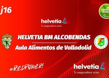 Noticia Partido Helvetia BM Alcobendas