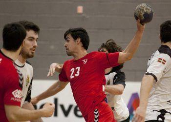 BM Alcobendas partido contra Ciudad Real