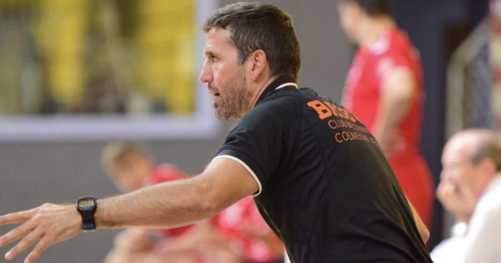 Samuel Trives, nuevo entrenador del Plata