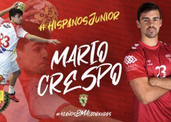 Mario Crespo Hispanos Junior