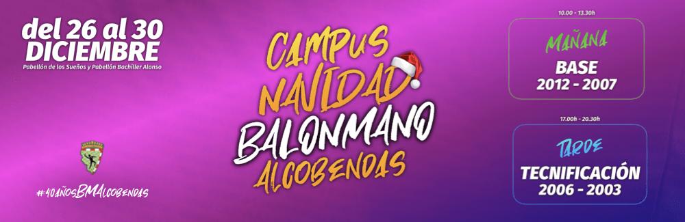 Campus Navidad 2020